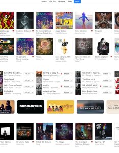No rock album charts mexico listing also oliver sean hits top on the itunes    rh prlog