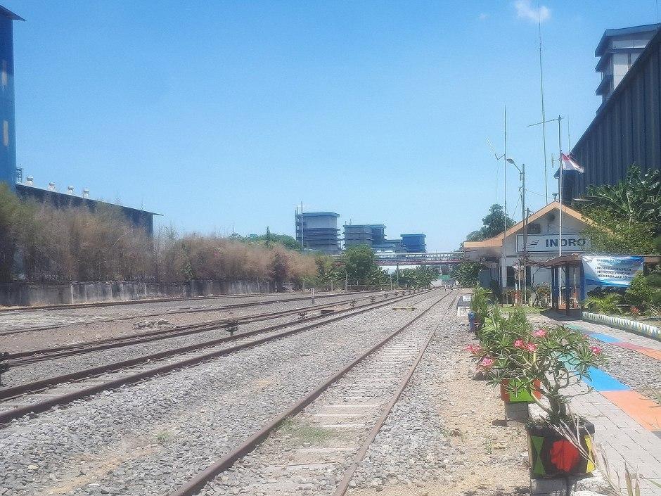Stasiun Indro Gresik