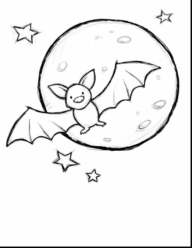 Bat Coloring Pages And Dozens More Top 22 Themed Coloring Challenges