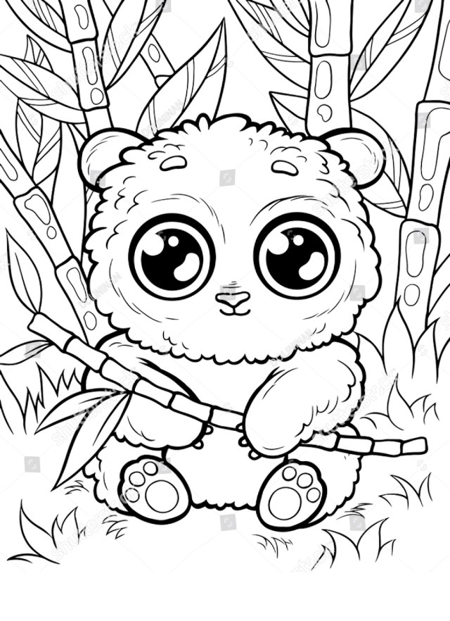 Cute Animal Coloring Pages And Other Top 27 Themed Coloring Challenges
