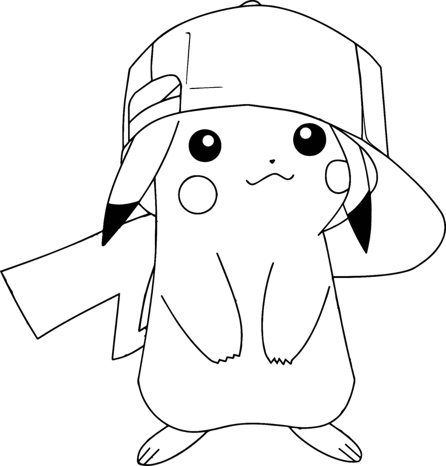 Pokemon Coloring Pages Free And Printable