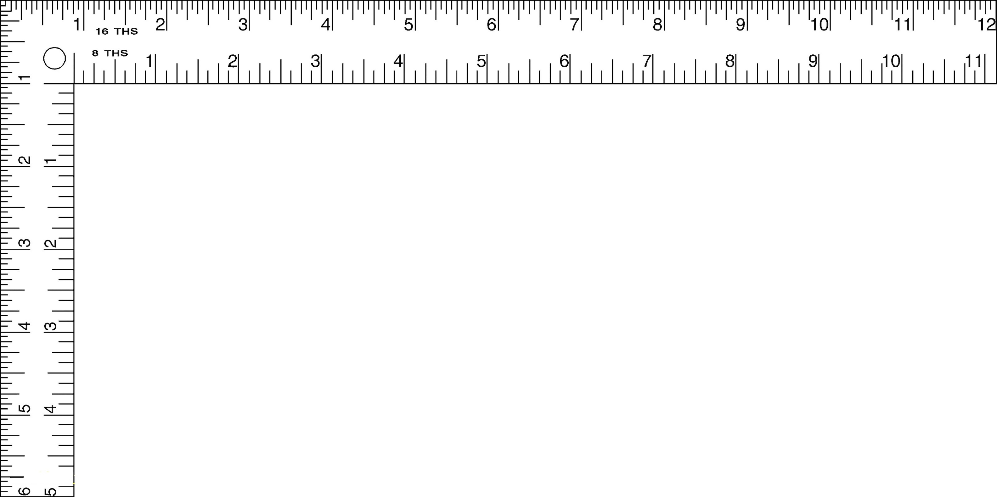 Ruler Clipart Coloring Pages And Other Free Printable