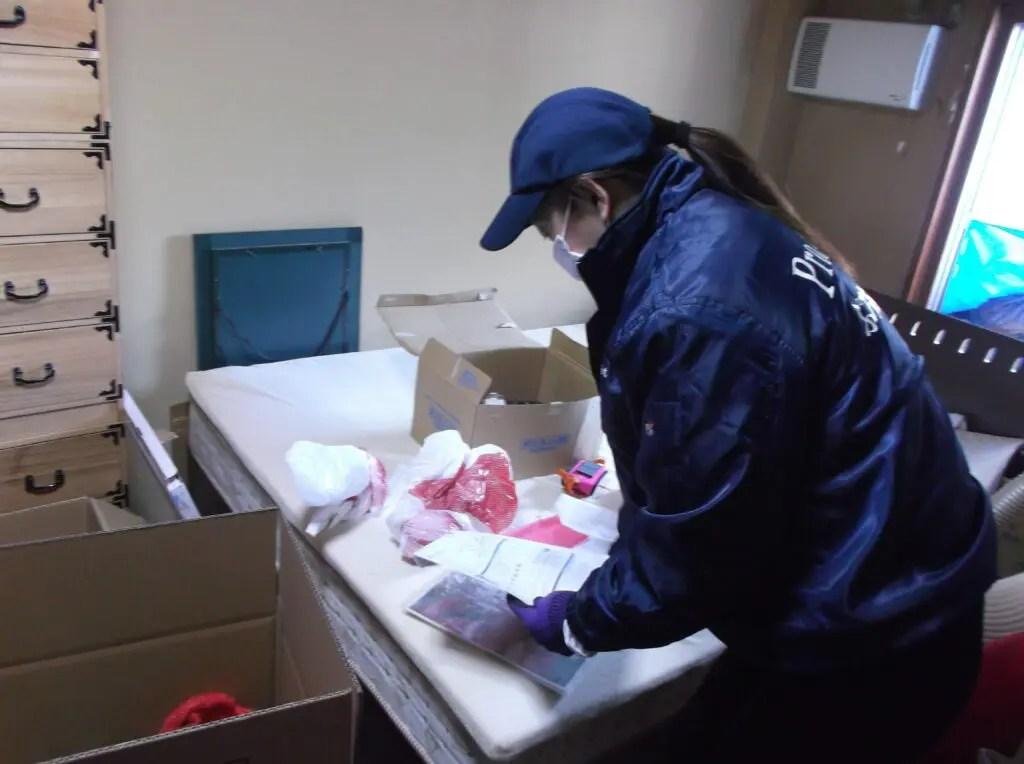 実家の遺品整理、大阪市淀川区にて遺品整理作業のご依頼を頂きました。