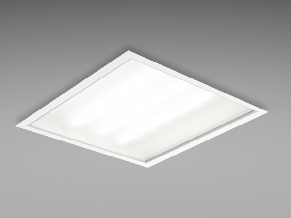 square luminaire for offices