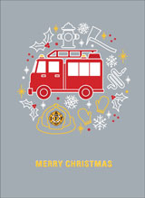 IAFF Holiday Cards