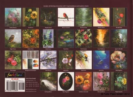 The Beauty of Oil Painting von Gary und Kathwren Jenkins