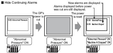 20.10.1.1 Alarm Guide