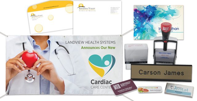 healthcare marketing products