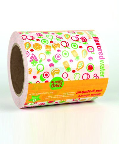 Durable Labels with lamination