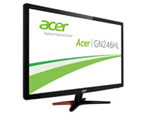 gaming monitor test 2014 acer gn246HL