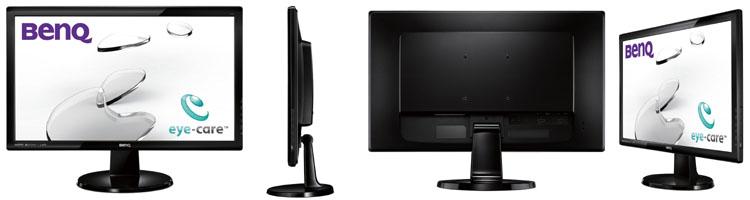 gaming monitor test 2015 benq gl2450hm