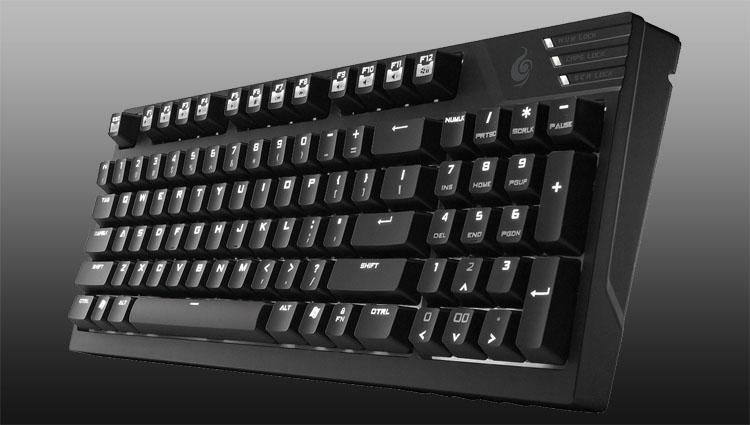 beste gaming tastatur cm storm quickfire