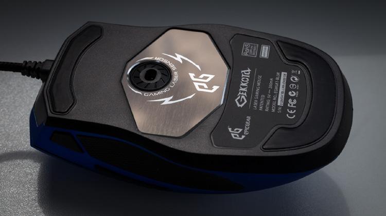 epicgear gekkota test sensor