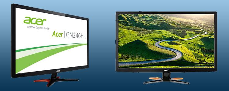144 hertz monitor acer gn246hlbbid