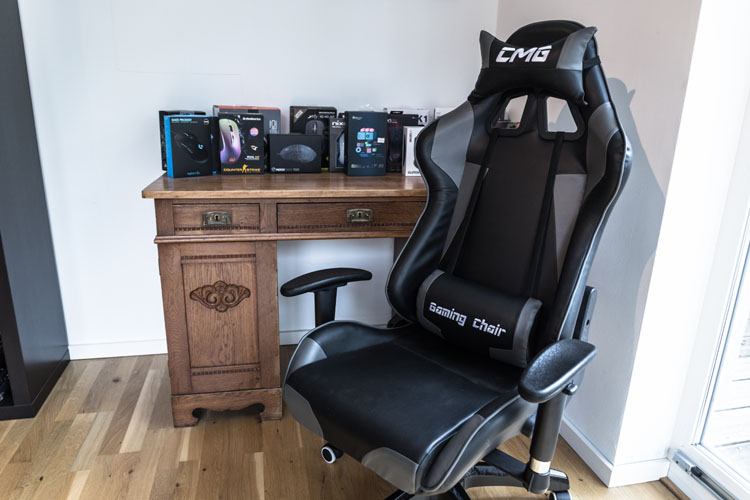 cmg gamer chair