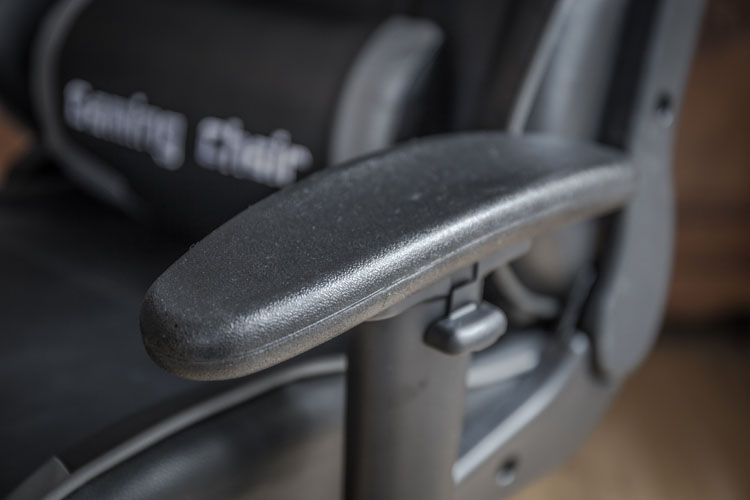 guenstiger gamer chair armlehne