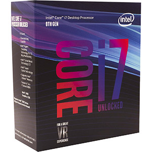 i7 8700k highend cpu