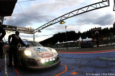 Blancpain Endurance Series 2014 Spa