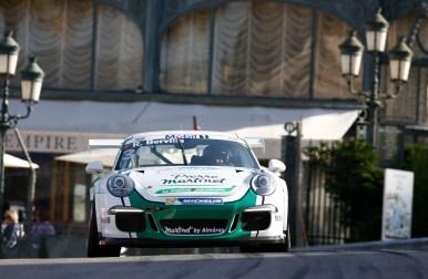 Porsche Mobil 1 Supercup Monaco 2016 Roland Berville (F)