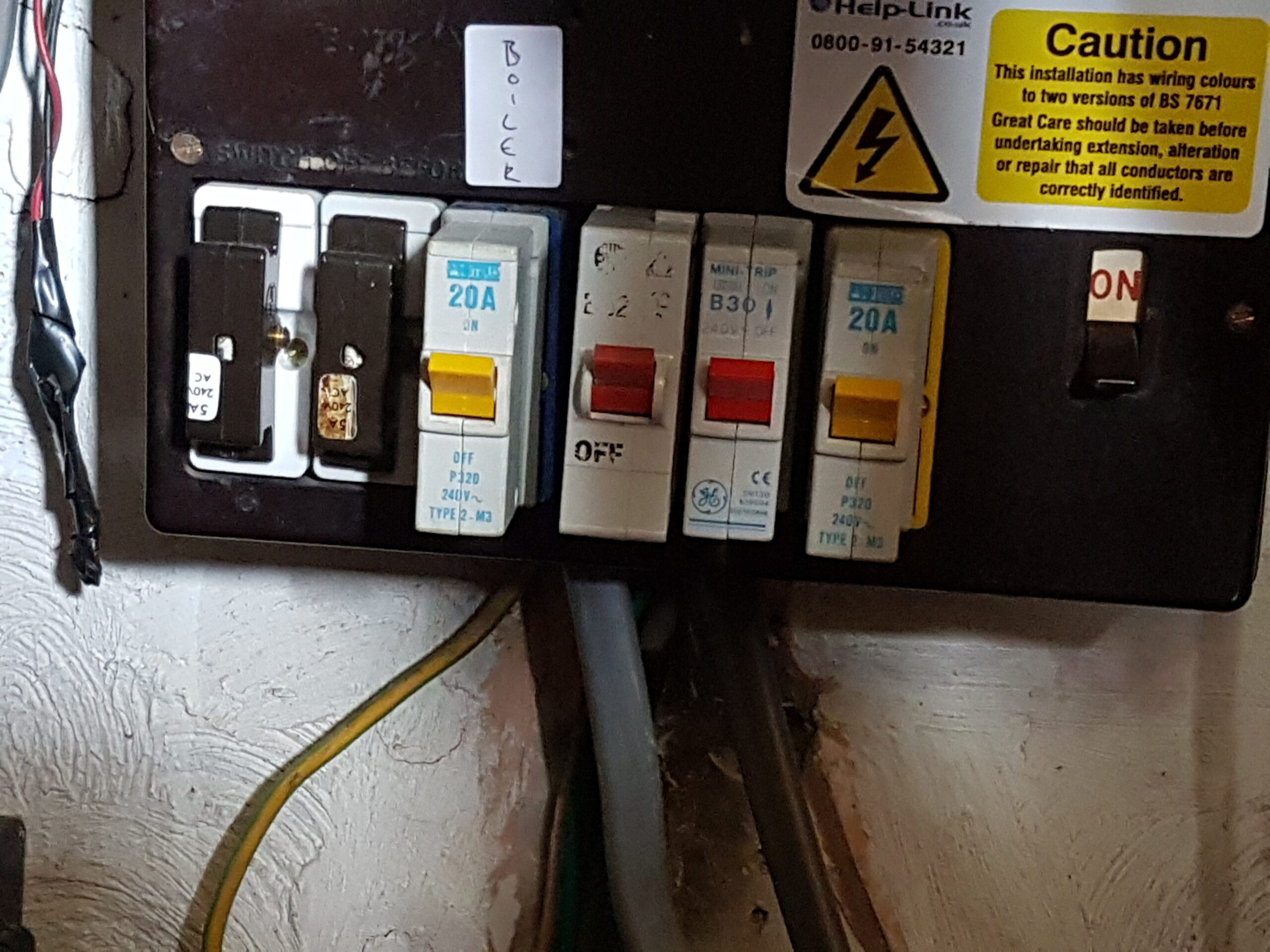 electrical safety inspection in nottingham