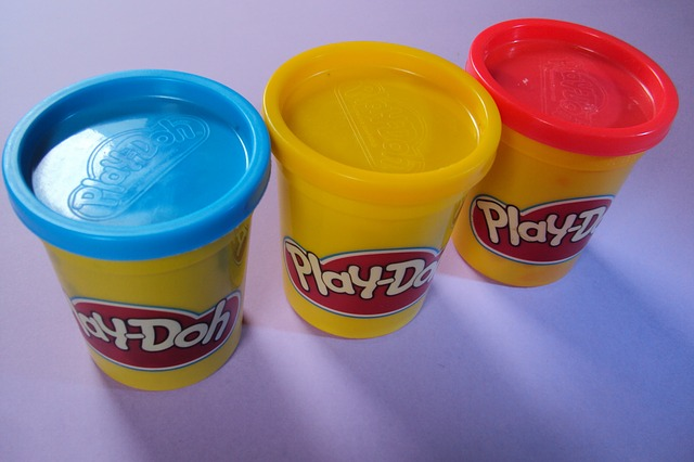 Don't Be A Child That Eats Play Doh