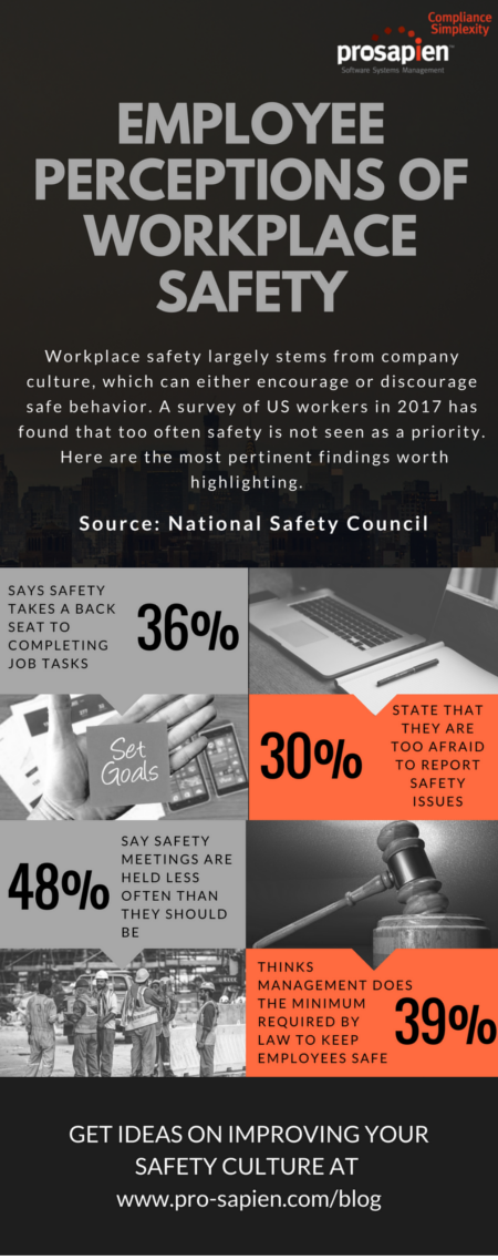 Employee Perceptions of Workplace Safety