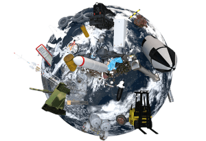 waste as global business