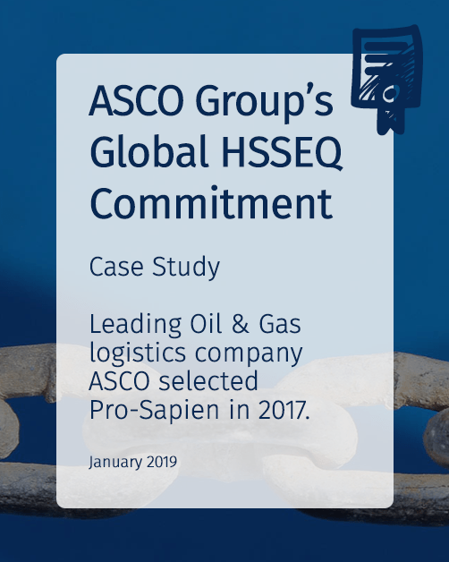 ASCO Group's Global HSSEQ Commitment