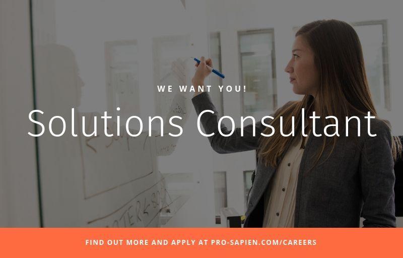 Solutions Consultant