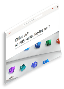 Should you use Office 365 for EHS management?