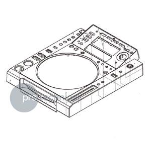 Pioneer CDJ 900, Pro Technical Sound Lighting Spare Parts