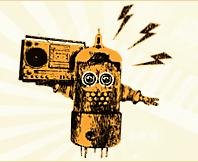 Rhythmic Robot Audio