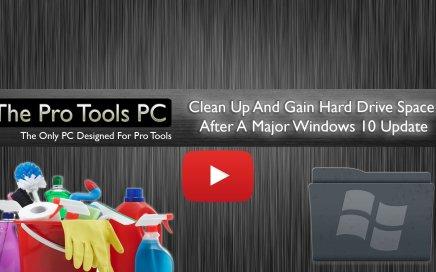 Windows 10 Update cleanup