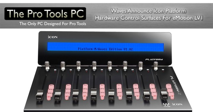 Waves Control Surfaces