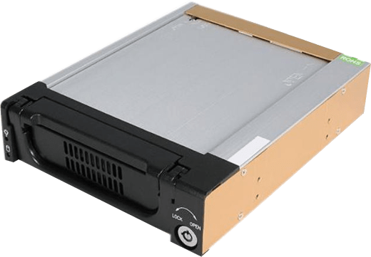 Removable Drive Closure