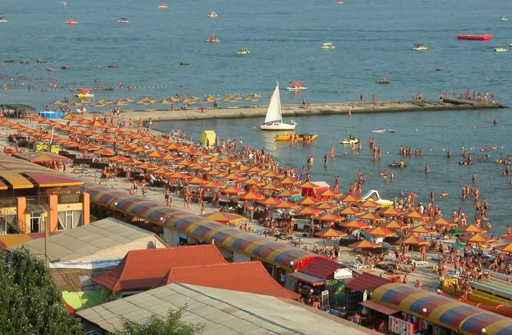 Железный Порт: отдых, пляжи, развлечения, отели 2019
