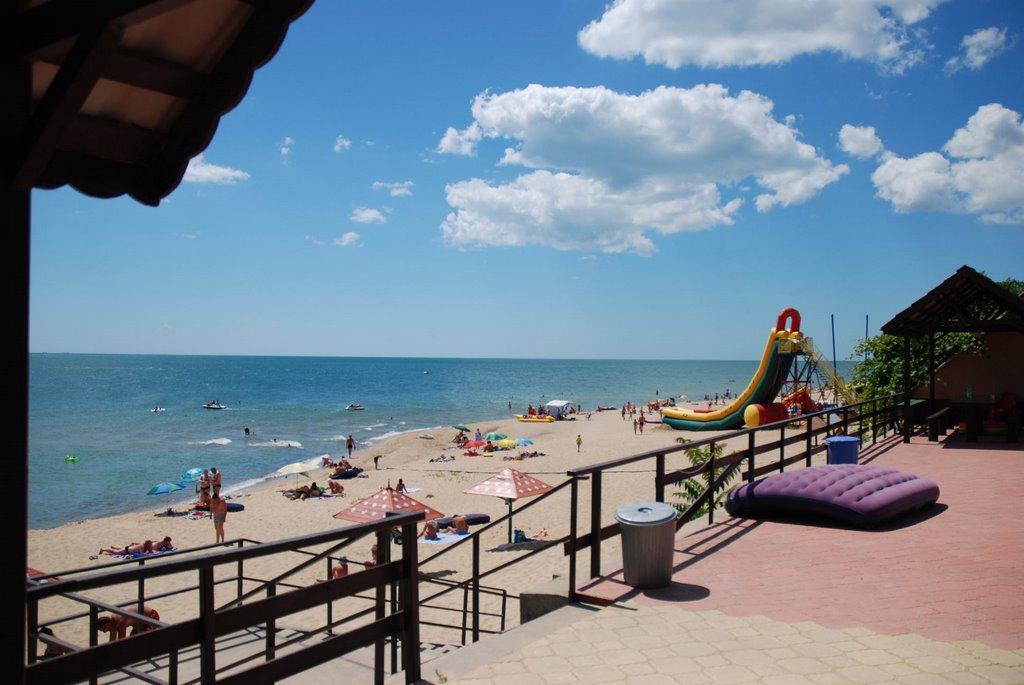 Грибовка: отдых, пляжи, развлечения