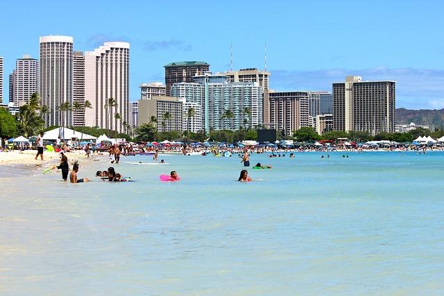 Гавайские острова – пляжное королевство США