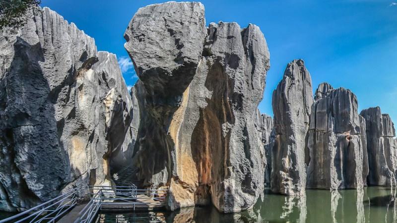 Каменный лес Шилинь — шедевральное творение природы