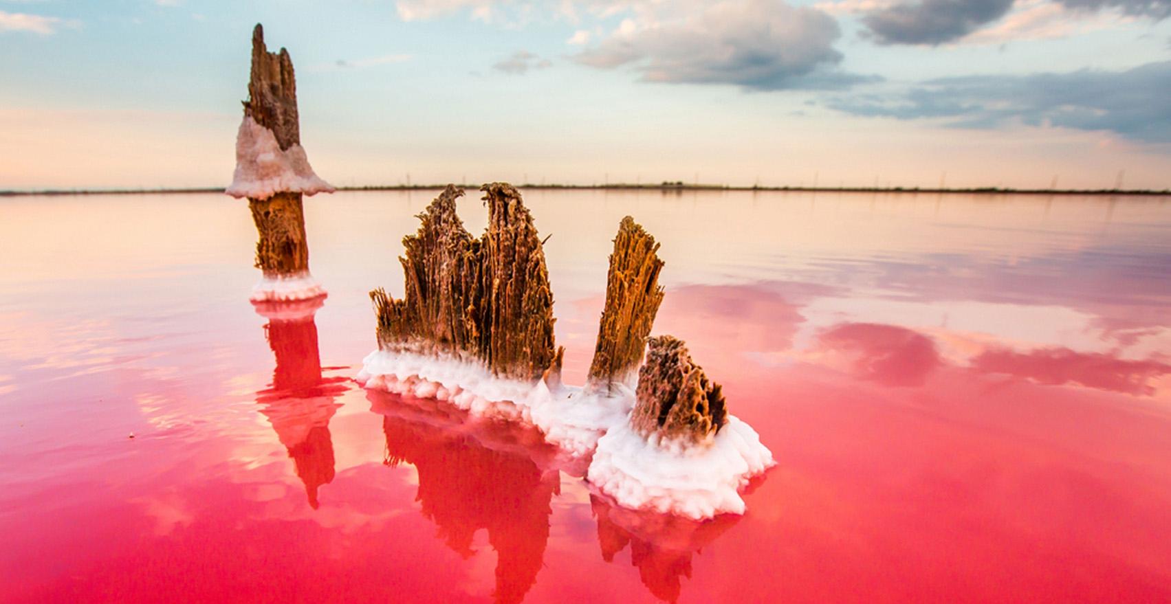 Озеро Сиваш – херсонский филиал Мертвого моря