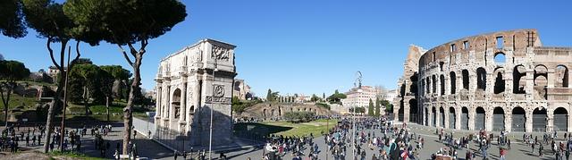 колизей рим интересные факты