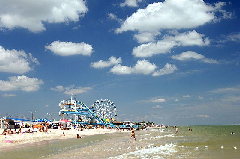 Отдых в Кирилловке: пляжи, развлечения, цены