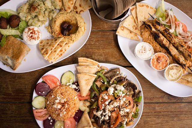 Кулинарные традиции Греции