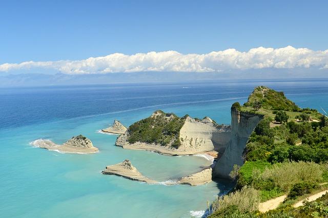 Остров Корфу: информация, достопримечательности, пляжи, фото