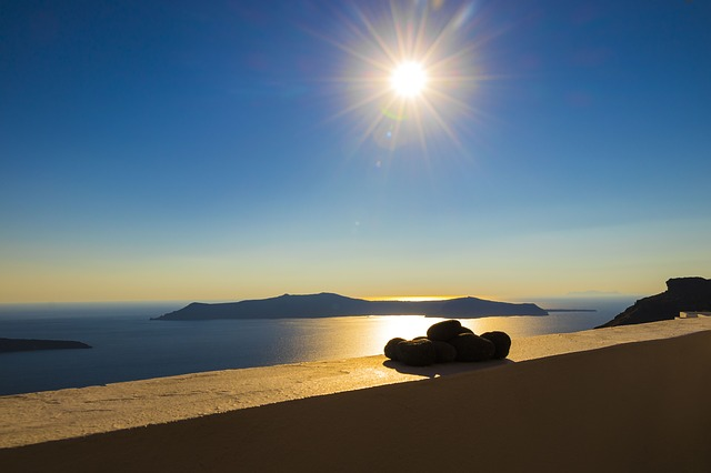 кикладские острова греции