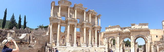 Кушадасы — отдых у ворот античного города