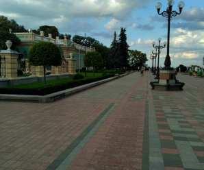 Мариинский дворец в Киеве. Путешествие по следам истории
