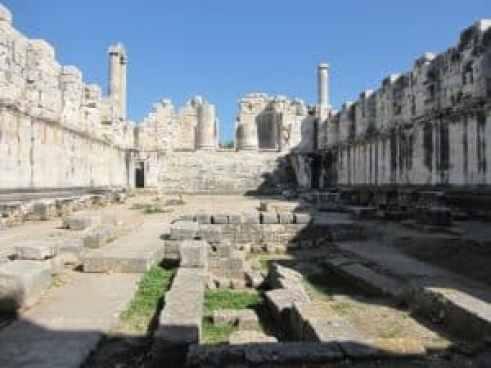 Храм Апполона Дидим