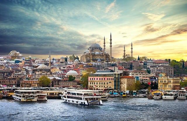 3 дня в сказке. Несерб, Стамбул – гармония контрастов