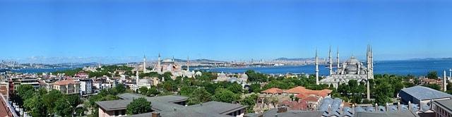 Экскурсия в Стамбул панорама